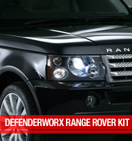 DefenderWorx Range Rover Kit