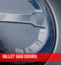 Billet Gas Doors