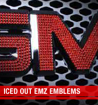 Iced Out Emz Emblems