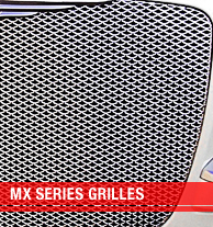 MX Series Grilles