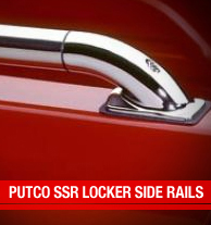 SSR Locker Side Rails