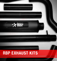 RBP Exhaust Kits