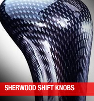 Sherwood Shift Knobs