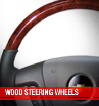Sherwood Wood Sterring Wheels
